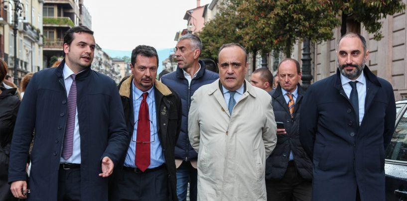 """Il Ministro Bonisoli e il Sottosegretario Sibilia: """"Togliamo ex davanti la parola Eliseo"""""""