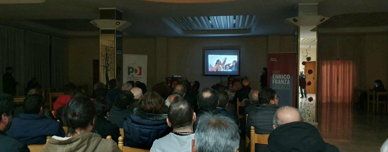 """Ariano verso il voto, la campagna elettorale di Franza: """"A Camporeale per restituire identità alla città"""""""