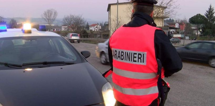 Estorsione nel Vallo di Lauro: operazione dei carabinieri all'alba