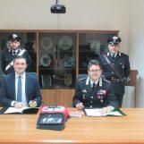 Benevento, siglato protocollo tra Arma e Croce Rossa