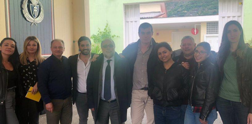 """Ciambriello al carcere per detenute madri di Lauro: """"Potenziare attività sociali"""""""