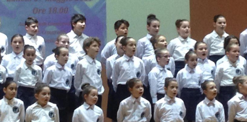 Concerto Opera In… Canto del 2° Circolo Didattico di Avellino, grande successo al Cimarosa