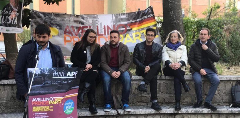 """La sfida di APP parte ancora una volta dalla Ferrovia: """"Qui il centro di una nuova Avellino"""""""