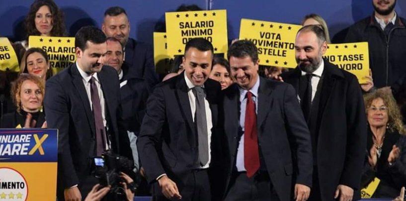 """Gubitosa cavalca l'onda Di Maio: """"Movimento 5 Stelle ad Avellino almeno al ballottaggio"""""""