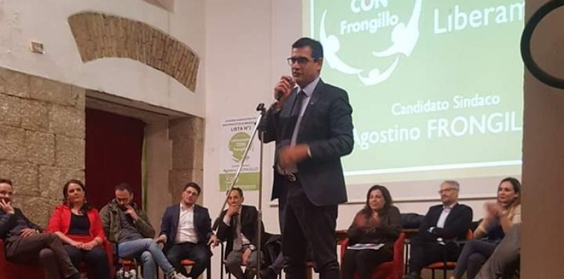 """Amministrative Montemiletto, la lista """"Liberamente con Frongillo"""" si presenta alla cittadinanza"""