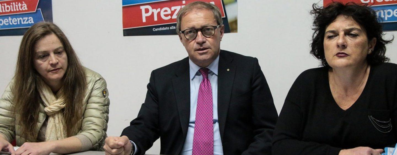 """Ex Moscati, Preziosi: """"Non è accettabile intestarsi meriti su una struttura privata"""""""