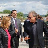 """Iniziata la visita istituzionale del Ministro Grillo e dei parlamentari irpini al """"Moscati"""""""