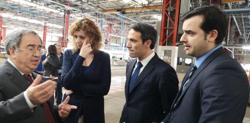 "M5S, Maraia: ""Industria Italiana Autobus produrrà 630 bus nel 2019"""
