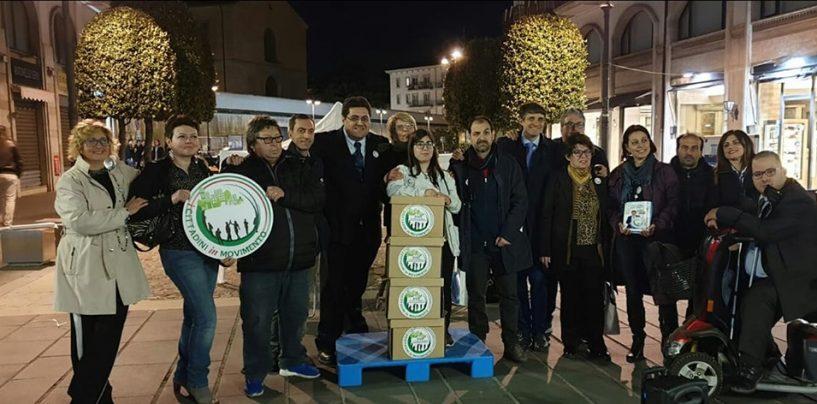"""""""Cittadini in Movimento unica occasione di cambiamento"""". Passaro sfida le """"facce di bronzo"""""""