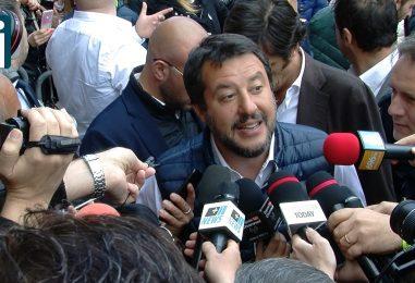 Matteo Salvini ad Avellino il 5 giugno