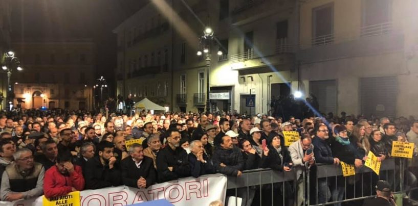 Salta il confronto con Di Maio sulle vertenze irpine, protesta il sindacato