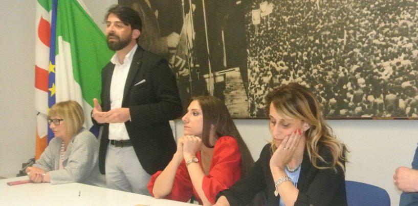 """Ascani: """"Chi è con il Pd sostiene Cipriano"""". E sulle alleanze: """"Parlare con i cittadini, non con gli altri partiti"""""""