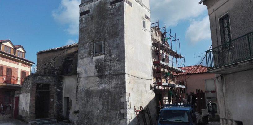 Pietradefusi, partono i lavori di messa in sicurezza dell'antica chiesa di Santa Maria