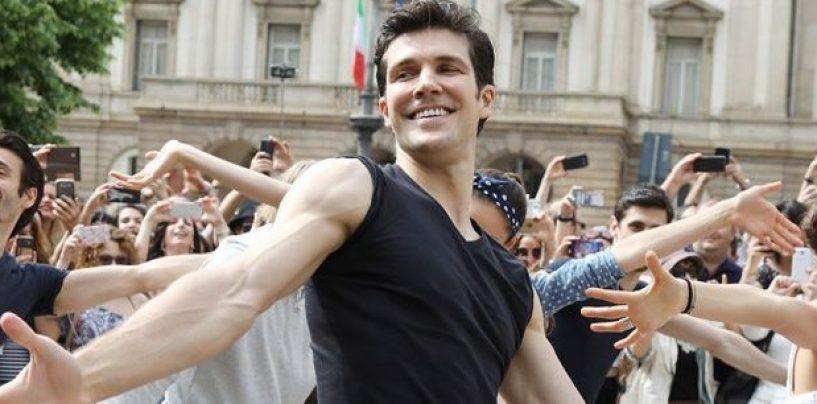 Napoli balla con Roberto Bolle: arriva On Dance, la grande festa della danza