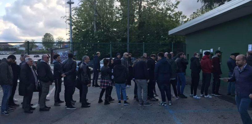 Avellino-Bari profuma di C: colpo d'occhio al Partenio-Lombardi