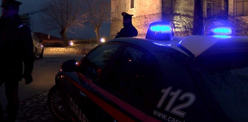 Beccato con 10 grammi di hashish, segnalato 40enne in trasferta da Bari