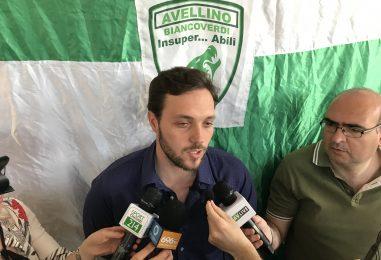 """Musa aspetta De Cesare: """"Nessun caso. Al lavoro per il nuovo Avellino"""""""