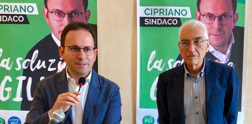 Cipriano completa la squadra con Alessandro Dal Piaz, l'architetto avellinese tra i più esperti di urbanistica