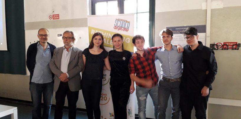 """Anche il Colletta di Avellino per """"Rethinking Talent"""", progettare la nuova scuola"""