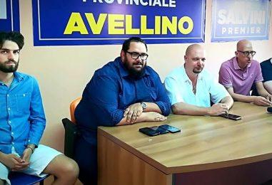 Dalla Comunità montana Terminio Cervialto alla Iavarone di Calitri, Lega al fianco dei lavoratori