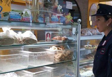 Sicurezza alimentare: controlli a raffica dei Carabinieri