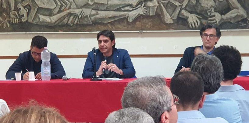 """Annunziata parla del caso Avellino e predica unità. E sulle Regionali: """"Il candidato è De Luca"""""""