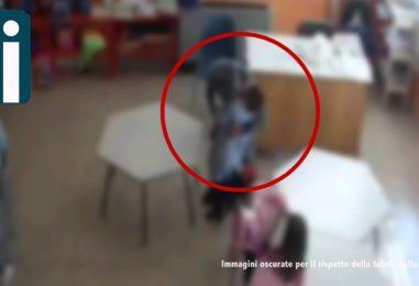 VIDEO/ Maltrattamenti asilo di Solofra: ecco le immagini