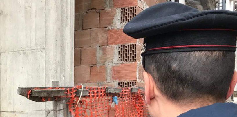 Incidente in cantiere a Montoro, l'operaio 56enne non ce l'ha fatta