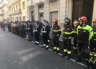 FOTO/ I festeggiamenti per il 73° anniversario della Repubblica ad Avellino
