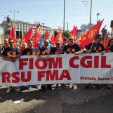 Sciopero generale dei metalmeccanici, l'Irpinia c'è: a Napoli 300 operai
