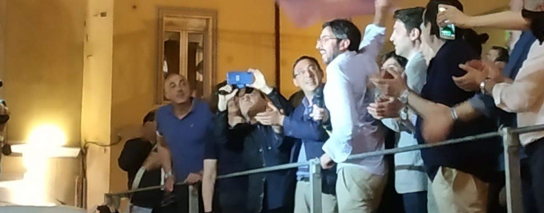 """Ariano sceglie Franza: """"Sarò il sindaco di tutti, ora si cambia"""""""