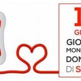 """""""Donare sangue significa anche controllarsi"""". L'appello di Avis Avellino nella Giornata Mondiale del Donatore"""