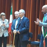 """VIDEO/ """"Sono scampato ai forni crematori nazisti"""". La testimonianza di Giuseppe Pucino, 98 anni di Montecalvo Irpino."""