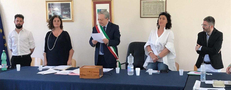 Primo consiglio comunale a Grottolella dopo il voto, Grossi e Nigro nella Giunta Spiniello