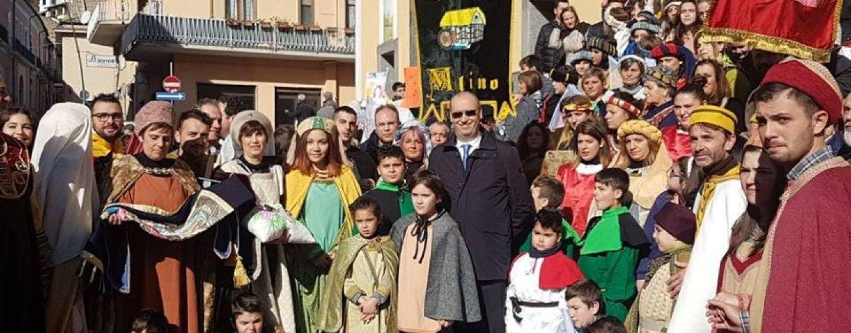 """Tutti in piazza: a Monteforte si apre il """"Palium Sancti Martini"""""""