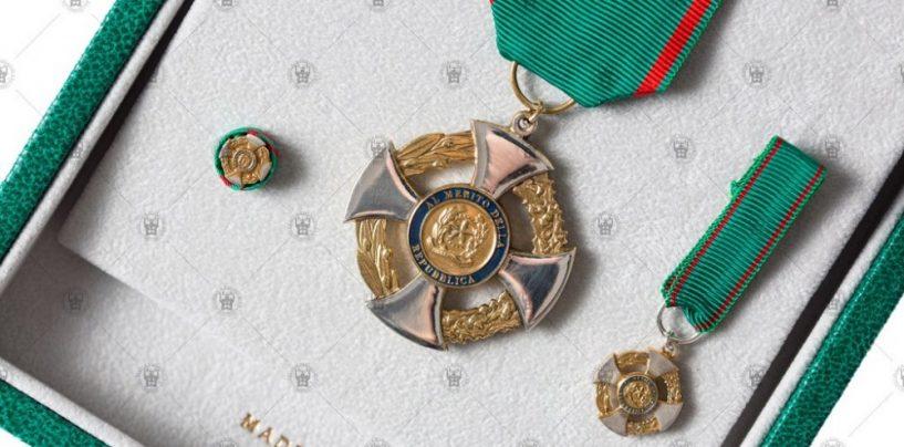 Salvatore Pignataro e Gerardo Nappa, Cavalieri della Repubblica: la cerimonia al Cimarosa
