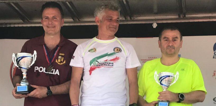 """""""Corri Afragola 2109"""", sul podio i Vigili del Fuoco di Avellino"""