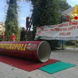 Avellino, a Piazza Libertà torna Campus 3S insieme a Pompieropoli