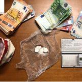 Sorpreso con cocaina: 66enne arrestato per detenzione e spaccio