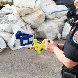500 quintali di farine prive di tracciabilità, operazione dei Carabinieri Forestali nella Valle dell'Ufita