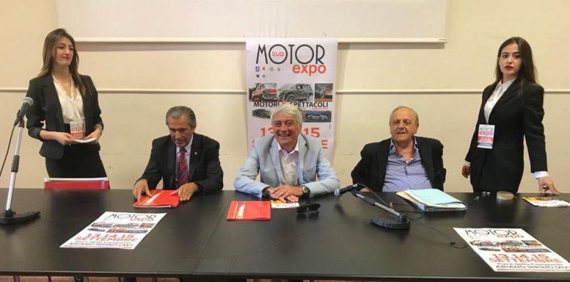 Sud Motor Expo: modello di innovazione, prevenzione e sicurezza per l'Italia