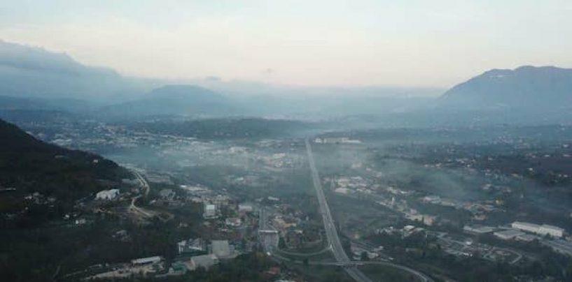 Qualità dell'aria, in Prefettura si firma l'accordo tra comuni per far fronte all'inquinamento