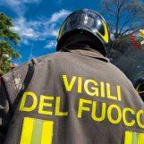 Esplosione in un'abitazione a Lauro, due persone ferite