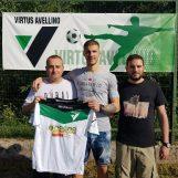 Virtus Avellino, che colpo in attacco: ecco Fragiello