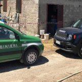 Abusi edilizi nel Parco del Partenio, controlli e denunce dei carabinieri forestali
