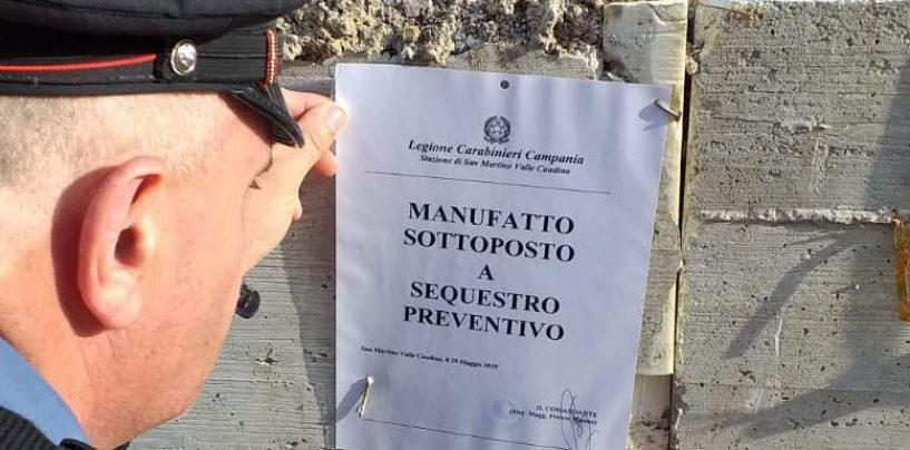 Furto di acqua pubblica a San Martino Valle Caudina, denunciate due persone