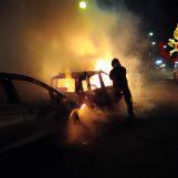 Auto in fiamme: notte di paura a San Potito Ultra