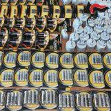 Vendevano prodotti contraffatti nel mercato di Montella: due persone nei guai