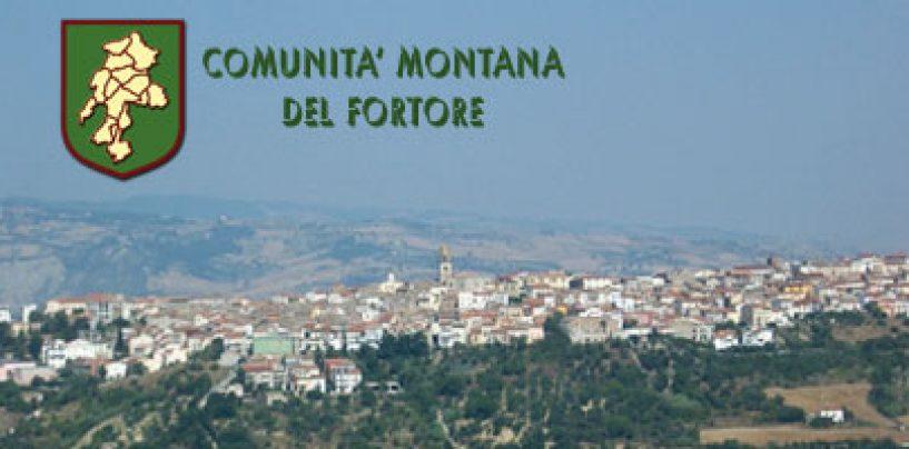 Comunità montana del Fortore, arriva l'ok della Giunta al piano anti incendi