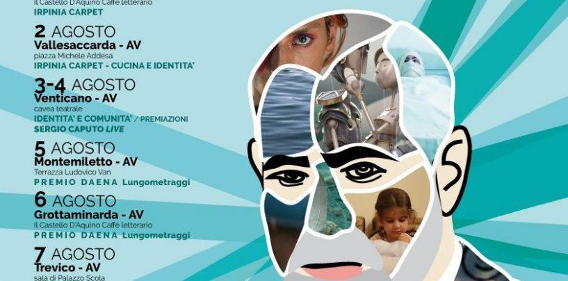 Corto e a capo: Festival di Cinema e Oltre! Appuntamento dall'1 al 10 agosto a Venticano
